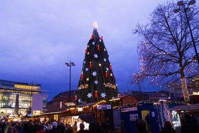 Dortmund Christmas Market, Dortmund, Germany