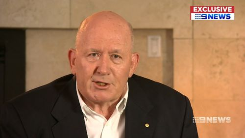 Sir Peter Cosgrove said our neighbours still need our help.