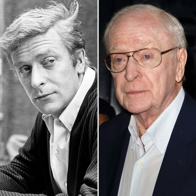 Michael Caine: 1964 and 2019