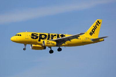 9. Spirit Airlines