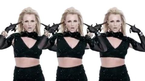 Britney's new clip with will.i.am: What on earth is going on with her accent?