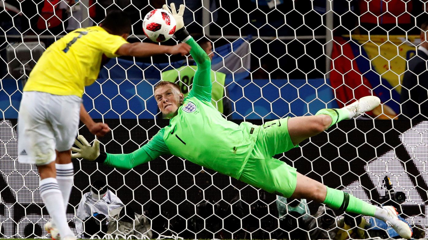 Research pays off for goalkeeper Jordan Pickford to end England's Cup penalty curse