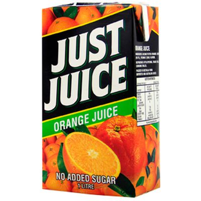 <strong>Just Juice Orange Juice</strong>