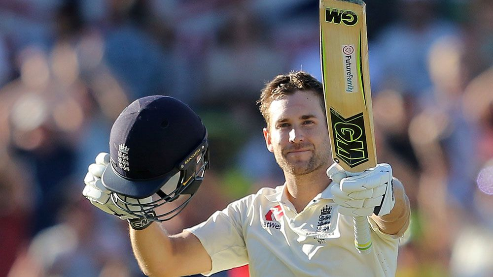 Voges-mentored Malan posts maiden Test ton