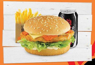 Bondi Burger fantasy
