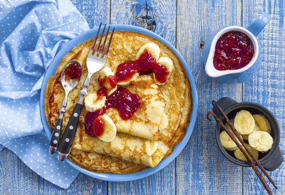 How to make the perfect French-style crepe