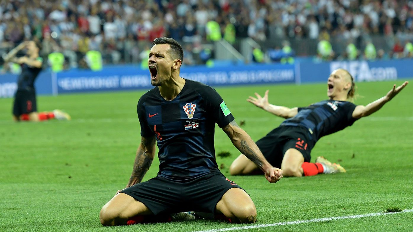 World Cup 2018: Croatia progress to historic first grand final after knocking out England in comeback victory