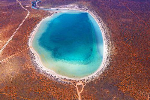 Aerial photographer to showcase Australia's raw beauty to New York