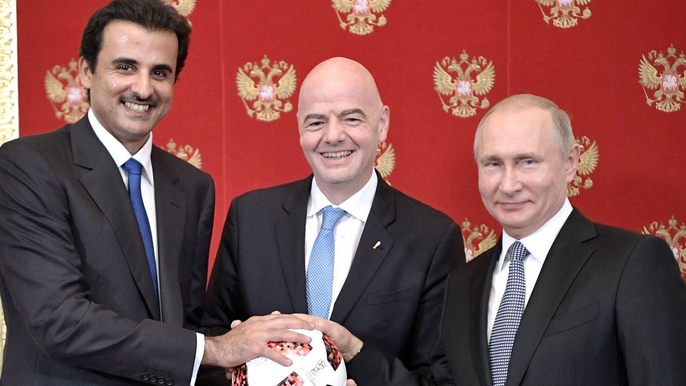 Football: Claims Qatar sabotaged two rival World Cup bids