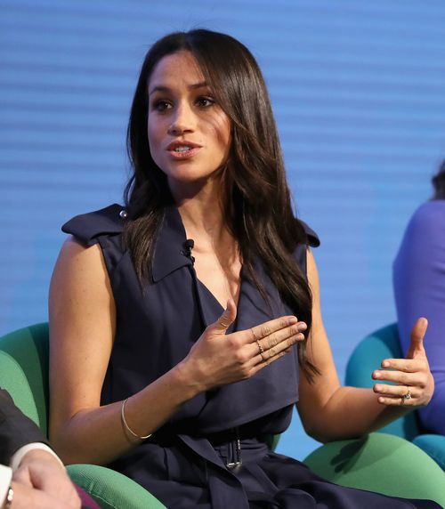 Markle appears to be the intellectual leader. (AAP)