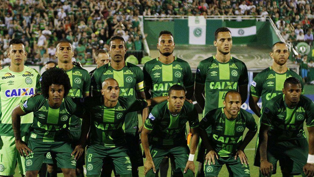 Seventy-six dead in plane crash involving Brazil top tier football side