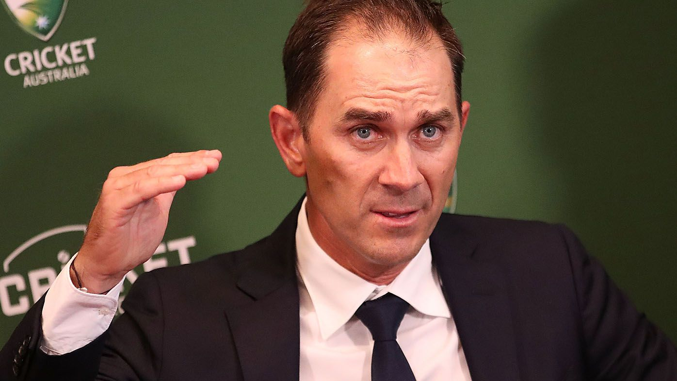 Cricket Australia announces former opener Justin Langer as new coach to replace Darren Lehmann