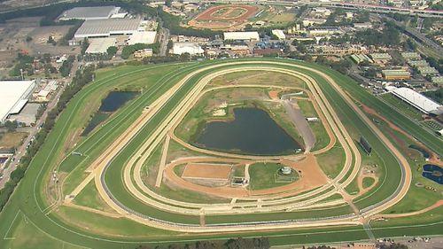 Jockey seriously hurt in fall at Sydney's Rosehill Racecourse