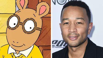 People think John Legend looks just like Arthur the aardvark – and he's not pleased