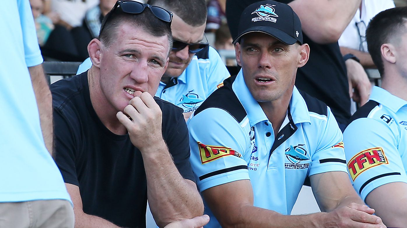 'Stuck right in the middle': Paul Gallen torn by Cronulla Sharks' 'harsh' John Morris call