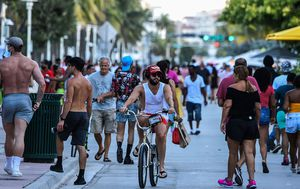 Florida emerges as likely new virus epicentre as global cases pass 10 million