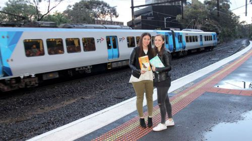 Melbourne duo's 'Books on the Rail' project expands nationwide