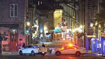 Quebec stabbing
