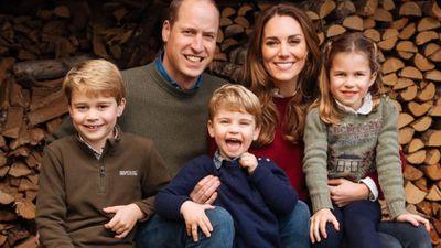 Royal Christmas cards revealed