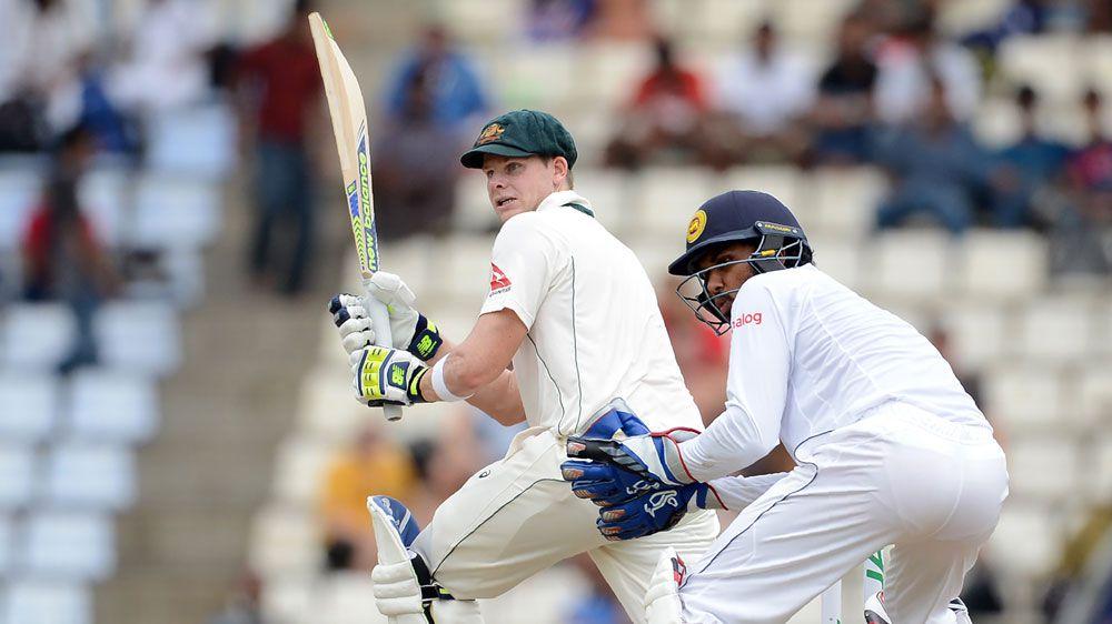 Australian bowlers flex muscle in Sri Lanka Test