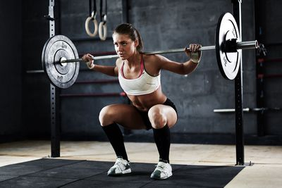 25 minutes of weight-lifting