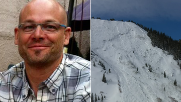 Skier found dead after being buried by an avalanche