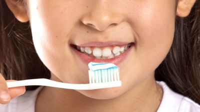 Dental report card fail: half of adults and one-third of kids don't brush twice a day