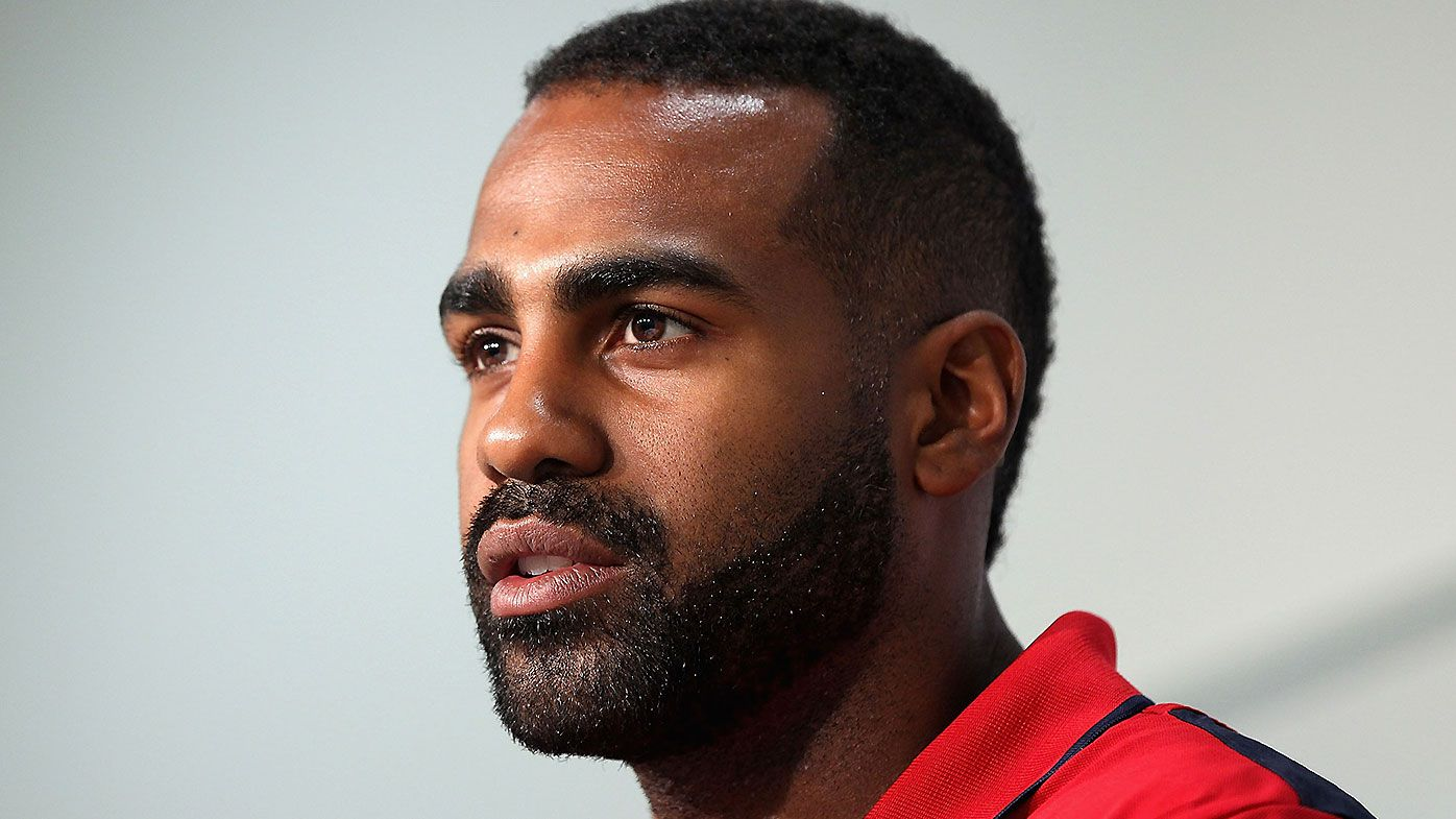 'It's that simple': Heritier Lumumba accepts North Melbourne's apology over ex-player's racist remark