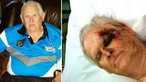 'He's from a different era': Grandson of elderly Sydney man bashed outside home says he was only trying to help