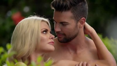 The Bachelorette 2017: Sophie Monk and Blake Colman strip down during a steamy photoshoot