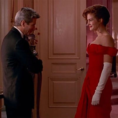 Julia Roberts and Richard Gere: Then…