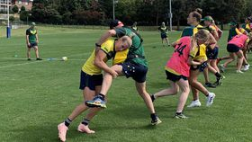 Training with the Jillaroos: what it takes to play in the World Cup 9s