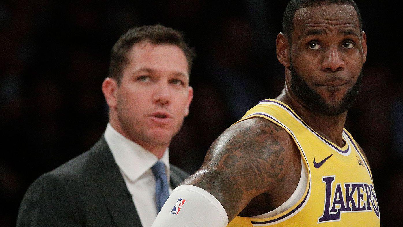 Los Angeles Lakers mutually part ways with Luke Walton, Tyronn Lue favourite to take over