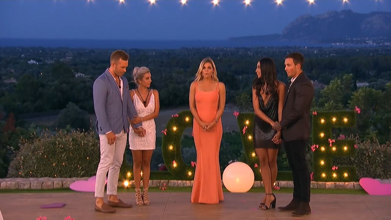 Who Are Crowned Winners Of Love Island Australia?: Love