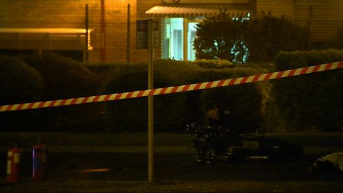 Victorian Police say the exact cause of the collision is unknown.