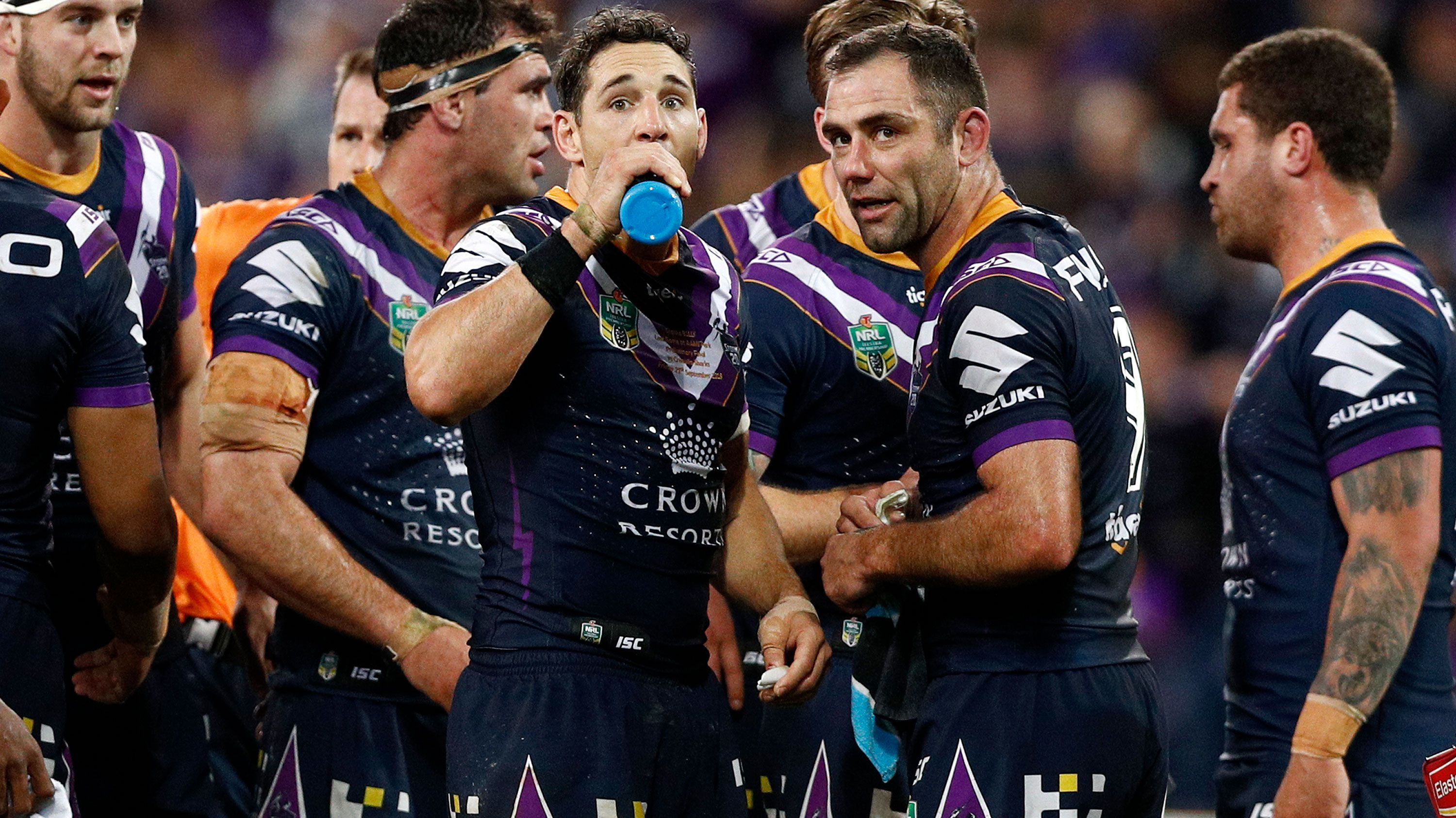 Cameron Williams column: Why Billy Slater should be free to play grand final