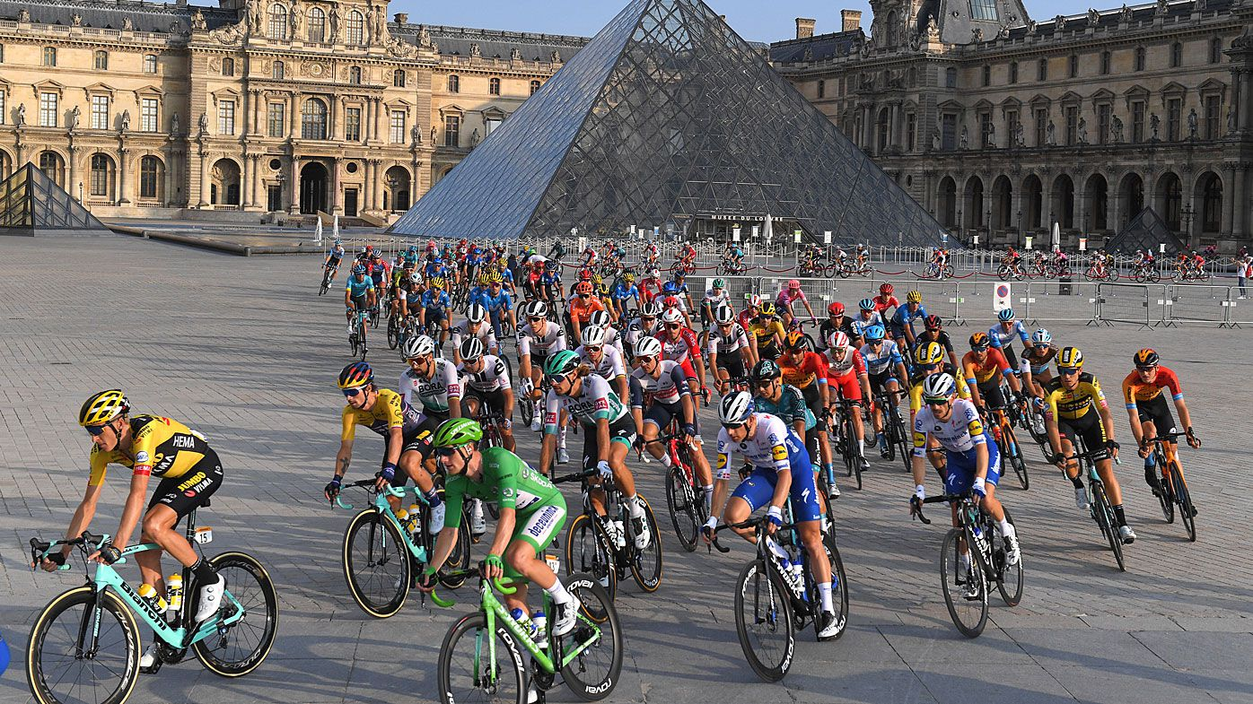 Doping scandal rocks Tour de France with two cyclists questioned