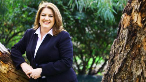 "Premier Daniel Andrews said Ms Hutchins will lead the ""fight for equal pay for women"" among other duties in her new role. (Image via Natalie Huchins website)"