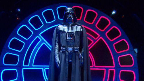 And arch-villain Darth Vader still chills 40 years on.