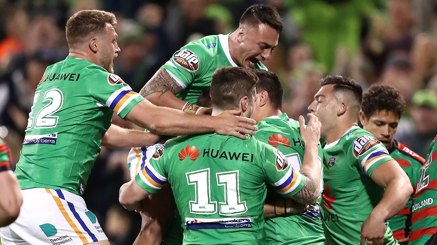 'Treat the halfway line like the try line': How the Raiders can spoil the Roosters' premiership party