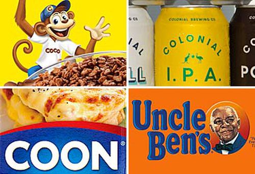 Coco Pops, Colonial Brewing Co, Coon and Uncle Ben's products (supplied)