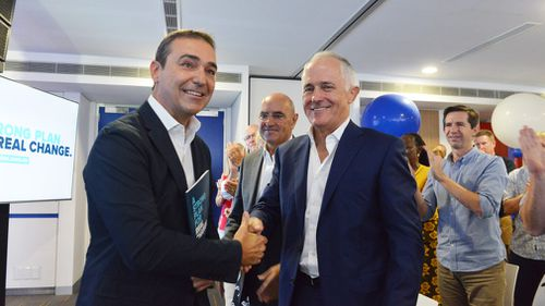 The Liberals have already unveiled plans to cut taxes to try and stimulate growth, as well as promising a boost $100 million boost to skills training. (AAP)