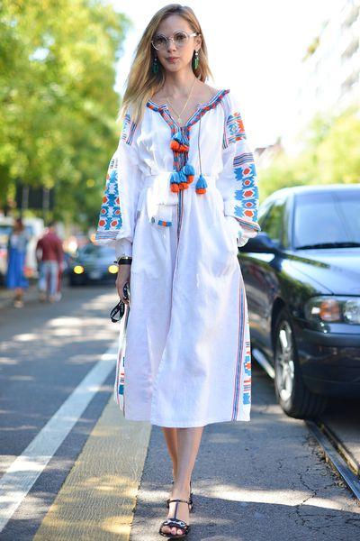 <strong>Vita Kin</strong>'s 'Vyshyvanka' dresses