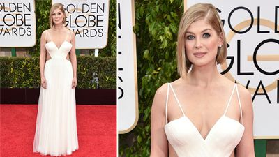 Gone Girl star Rosamund Pike. (AAP)