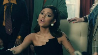 Ariana Grande released her new music video for Positions.