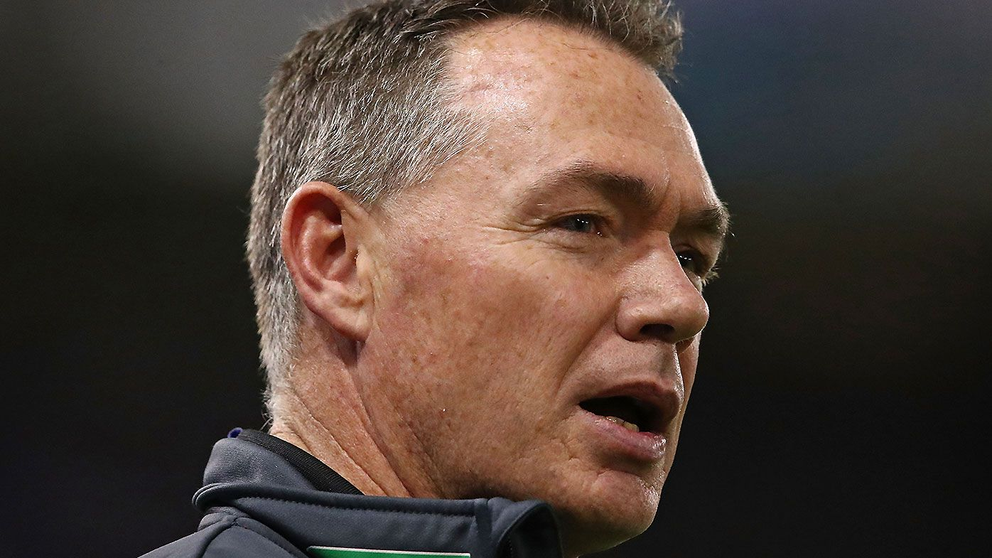 St Kilda coach Alan Richardson could be dismissed a year early due to contract loophole