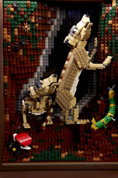 LEGO Masters 2021 Out On A Limb Challenge And Underground Challenge Season 3 David and Gus