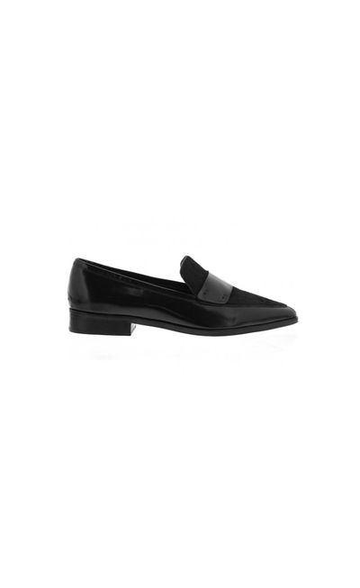 """<p><strong>#10 Smart flats</strong><br /><a href=""""http://www.tonybianco.com.au/categories/flats/kong-54848.html"""" target=""""_blank"""">Loafers, $149, Tony Bianco</a></p>"""