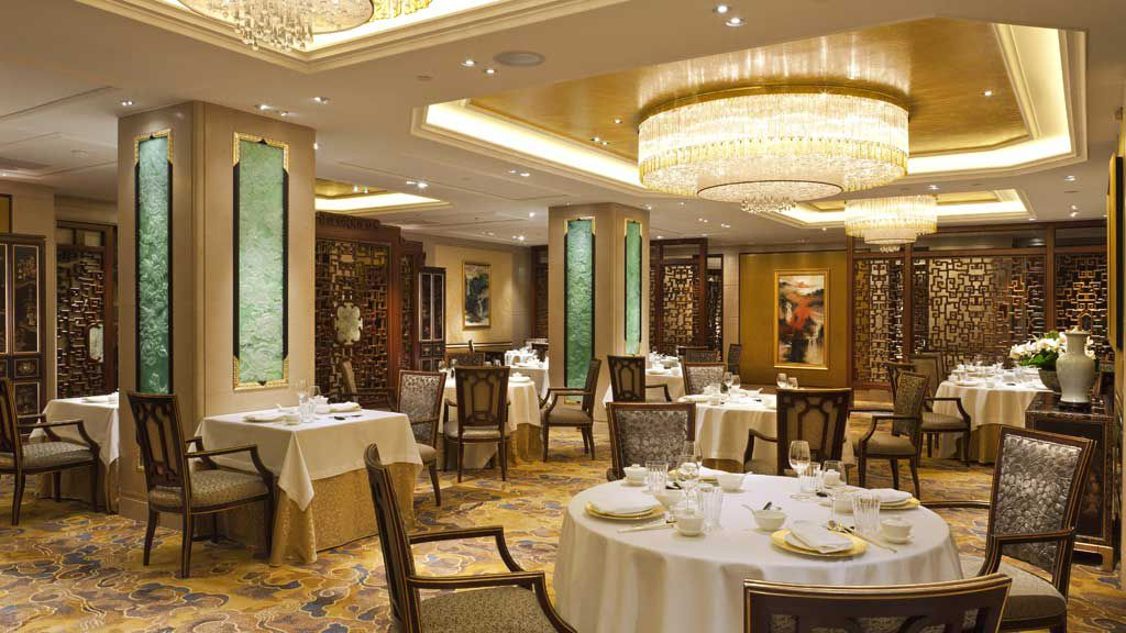 Shang Palace main dining room, Shangri-La Paris