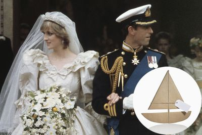 Princess Diana and Prince Charles received a diamond encrusted model boat worth nearly $1 million when they tied the knot in 1981.